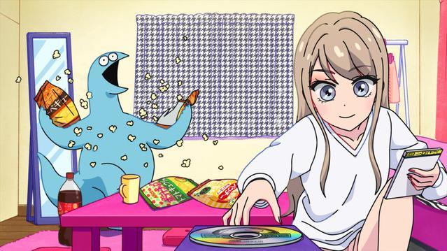 「辣妹与恐龙」第六话先行画面