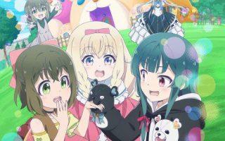TV动画「熊熊勇闯异世界」公开第二弹视觉图