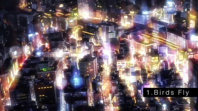 剧场版动画「鸣鸟不飞:乌云密布」原声集试听公开