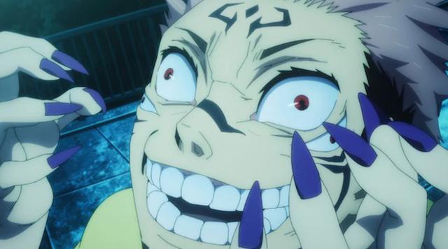 TV动画「咒术回战」第一话最新先行图公开
