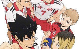 「排球少年」Blu-ray & DVD Vol.5封面公开