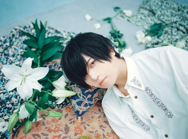 声优齐藤壮马第二张专辑「in bloom」将于12月23日发售