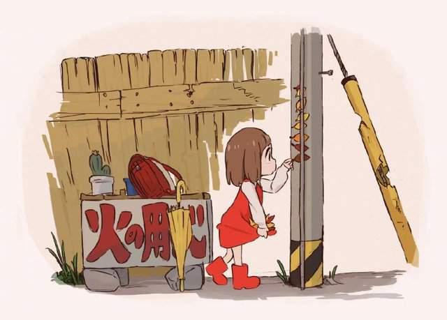 「KILL la KILL」总作画监督近日绘图公开