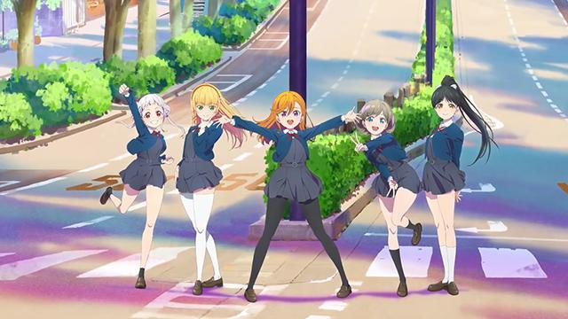 电视动画「LoveLive!SuperStar!!!」第一弹角色PV公开