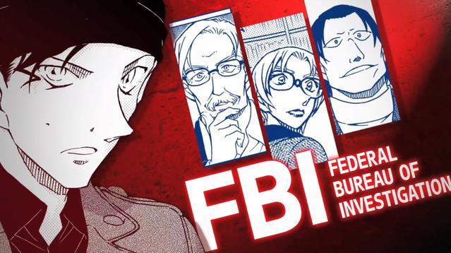 「名侦探柯南」FBI连续杀害事件完结纪念PV公开