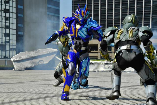 「假面骑士Zero-One」与「假面骑士Saber」公开最新剧照