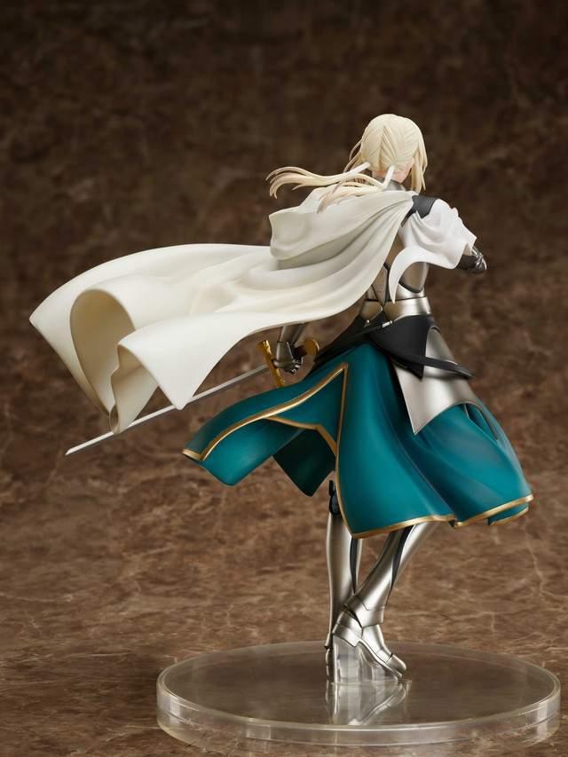 「Fate/Grand Order 神圣圆桌领域卡美洛」贝德维尔手办开订