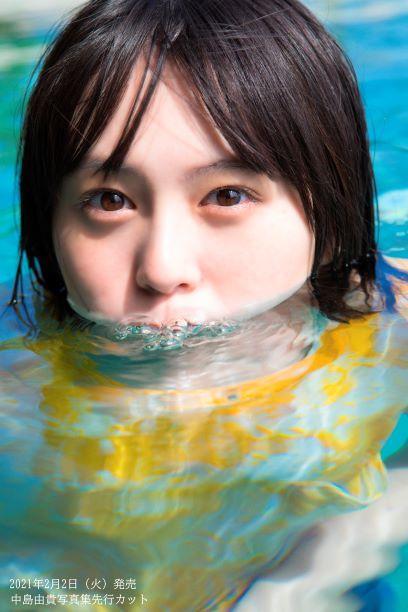 声优·中岛由贵最新写真集将于明年发售