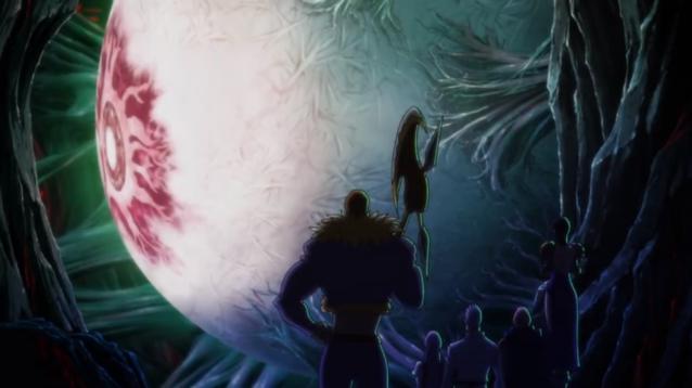 TV动画「七大罪 愤怒的审判 」公开第2弹PV