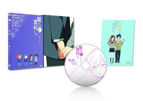 「堀桑与宫村君」原作版OVA动画将于明年推出新章