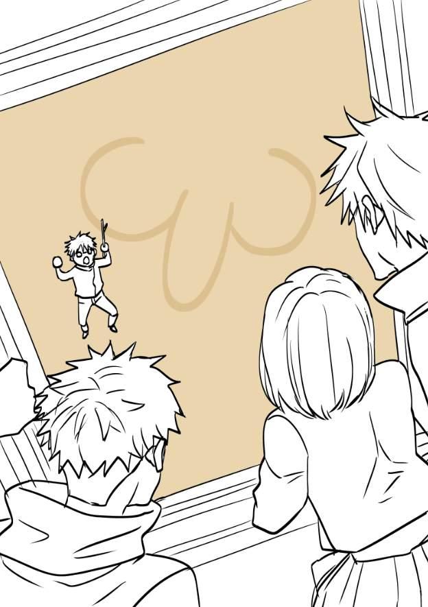金井桂绘制「咒术回战」主角组、前辈组和五前辈角色图公开