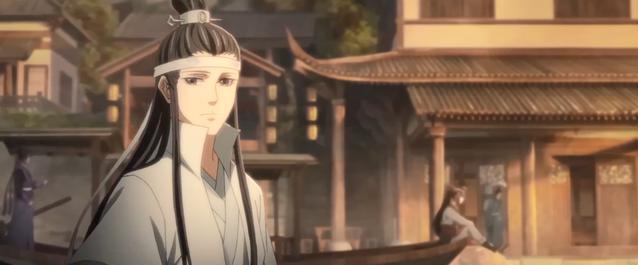 「魔道祖师」日语吹替版蓝曦臣角色PV公开