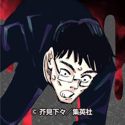 「咒术回战」官方最新头像公开