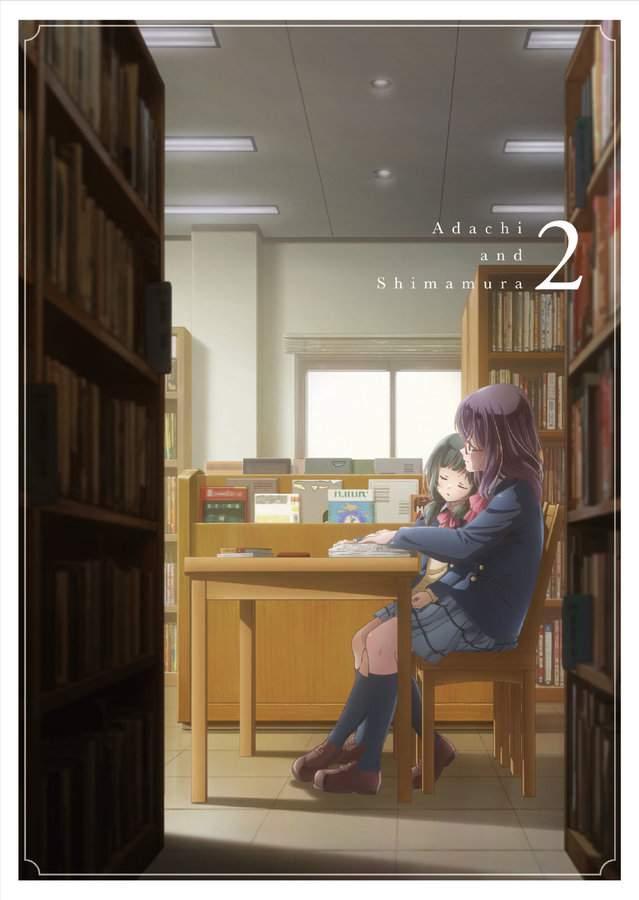 TV动画「安达与岛村」BD第2卷封面公开