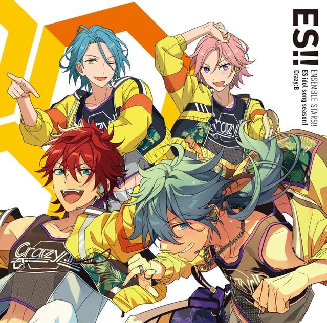 「偶像梦幻祭!!」Crazy:B CD盘现已发售!