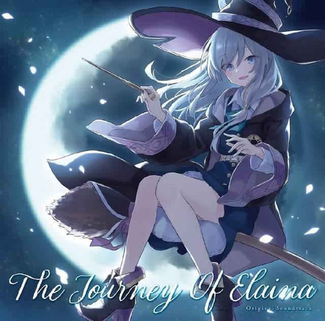 电视动画「魔女之旅」公开原声集封面