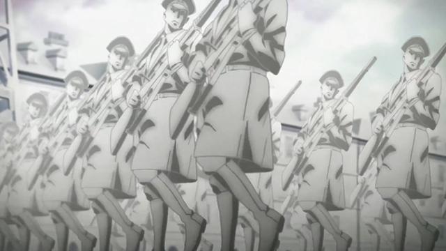 电视动画「进击的巨人 最终章」OP和ED动画公开