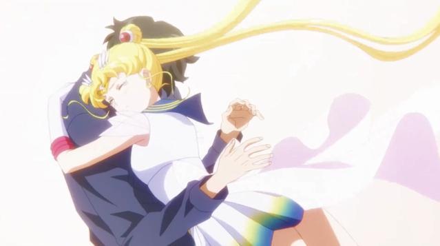 「美少女战士Sailor Moon Eternal」前篇特别影像公开