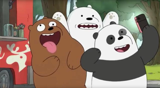日语吹替版「咱们裸熊:电影版」预告公开