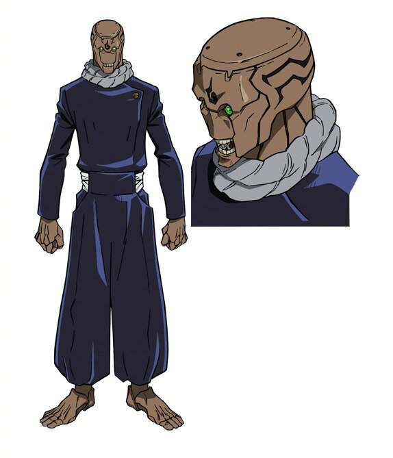 TV动画「咒术回战」新登场角色人设图与追加声优公布