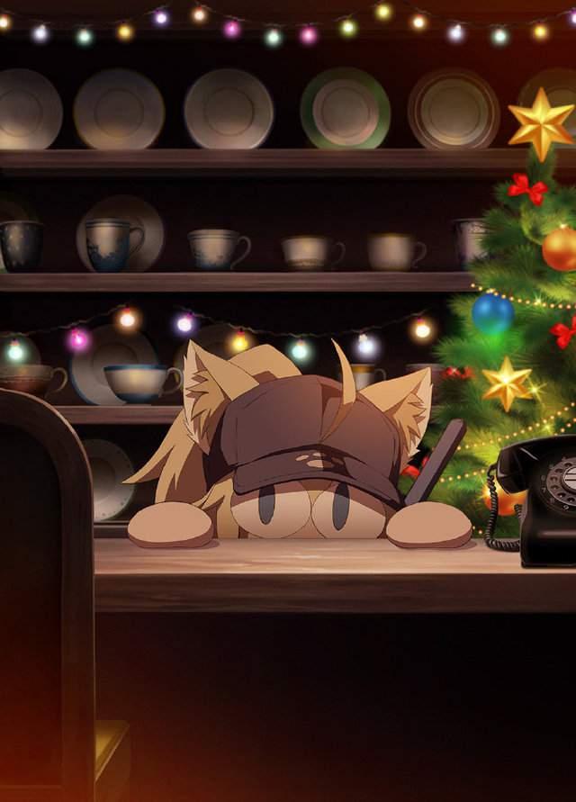 「Fate/Grand Order」完全新作动画新视觉图公开