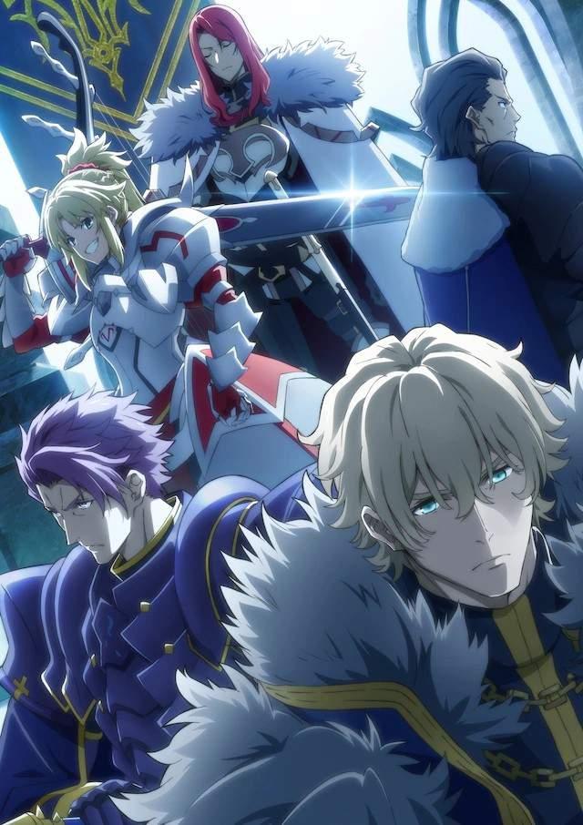 「Fate/Grand Order -神圣圆桌领域卡美洛-前篇」第三周到场者特典公布