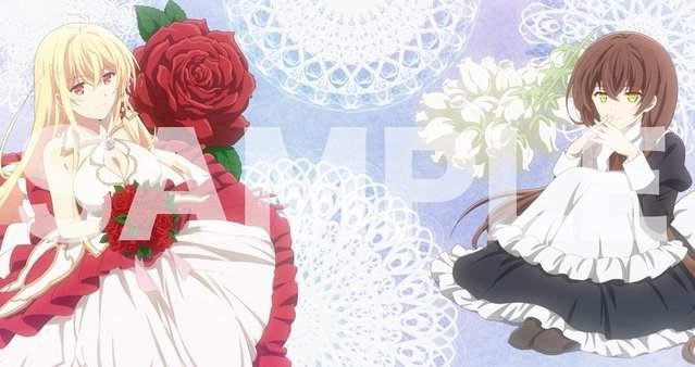 TV动画「你与我最后的战场」BD全卷购入特典样式公布