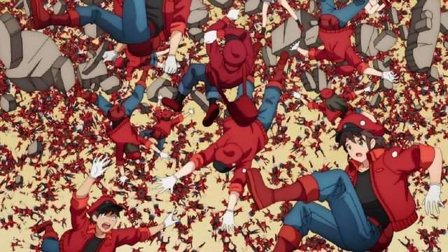 「工作细胞」第二季 第一话先行图公开