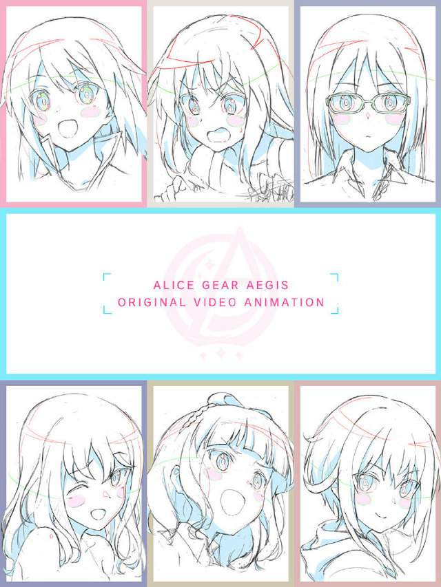 「Alice Gear Aegis」新作OVA动画视觉图及声优阵容公开