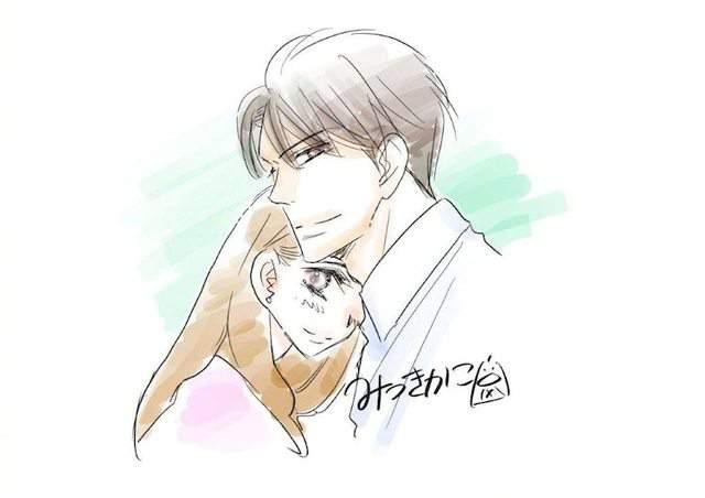 恋爱漫「爱如幻影」宣布日剧化