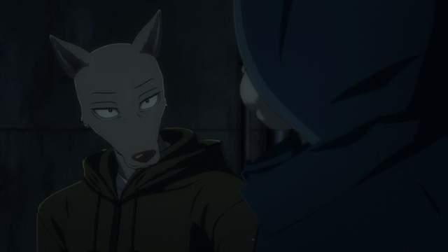 TV动画「BEASTARS」第二季第8话先行画面公布