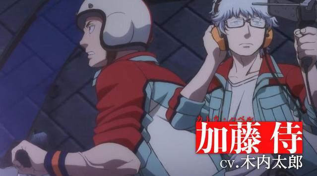 新作TV动画「哥斯拉:奇点」第2弹PV公开