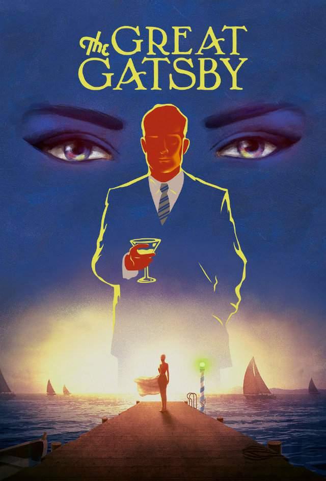 中篇小说「了不起的盖茨比」将制作动画