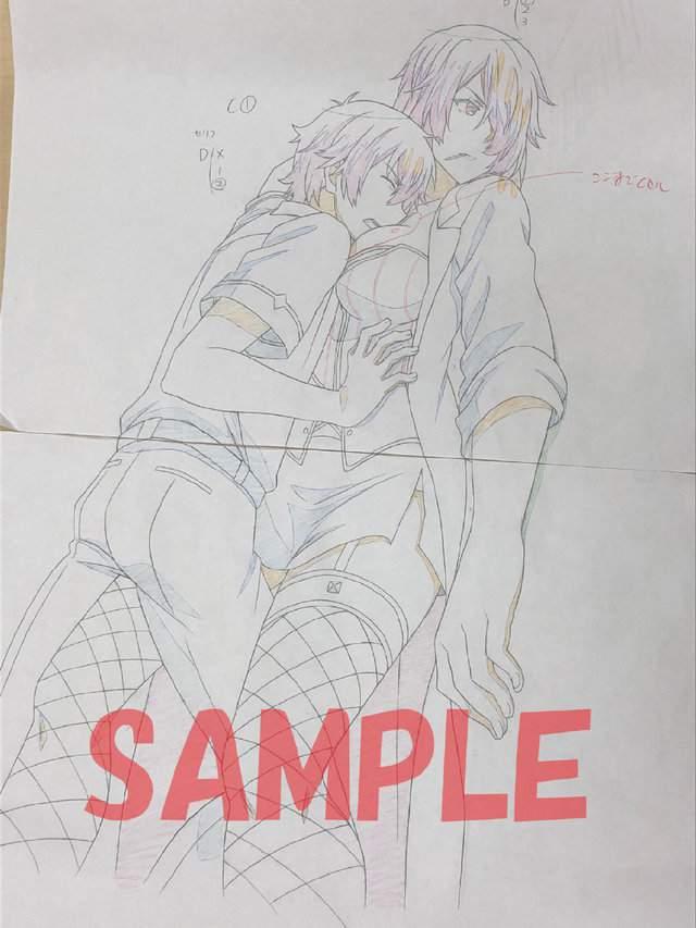 TV动画「在世界尽头咏唱恋曲的少女YU-NO」宣布发售特价版BD