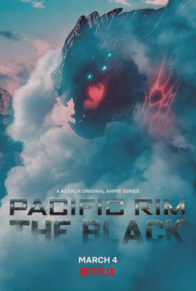 动画「环太平洋:黑色禁区」角色海报公开