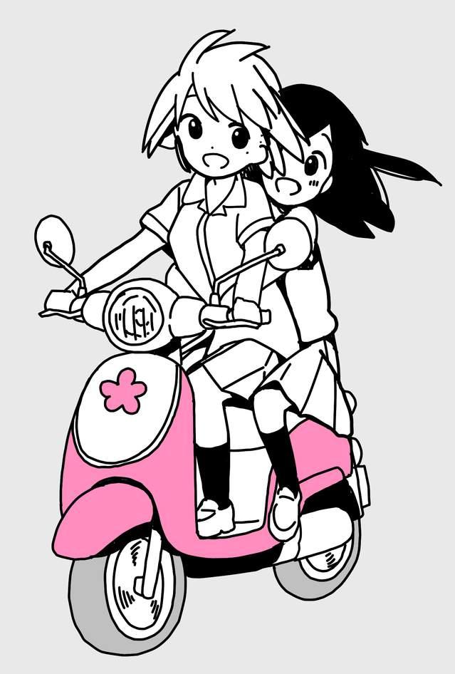 「一个人的〇〇小日子」漫画作者公开新涂鸦