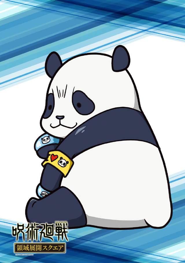 「咒术回战」領域展開スクエアQ版角色图公开