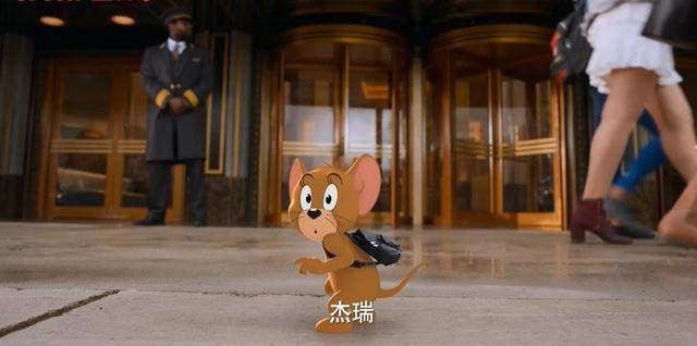 动画电影「猫和老鼠」新PV、新海报公开