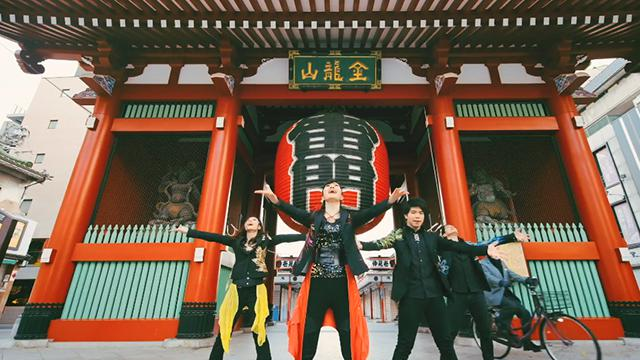 AKINO from bless4单曲「创圣的大天使」MV短片公开