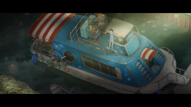 剧场版动画「渔港的肉子酱」特报PV公布