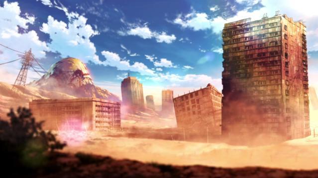 轻小说「食锈末世录」宣布TV动画化