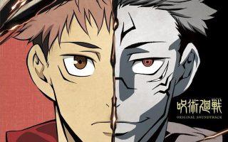 TV动画「咒术回战」的原声音乐碟将于4月21日发售