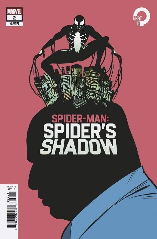 画师绘制「蜘蛛侠:蜘蛛侠的阴影」第2期变体封面图公开