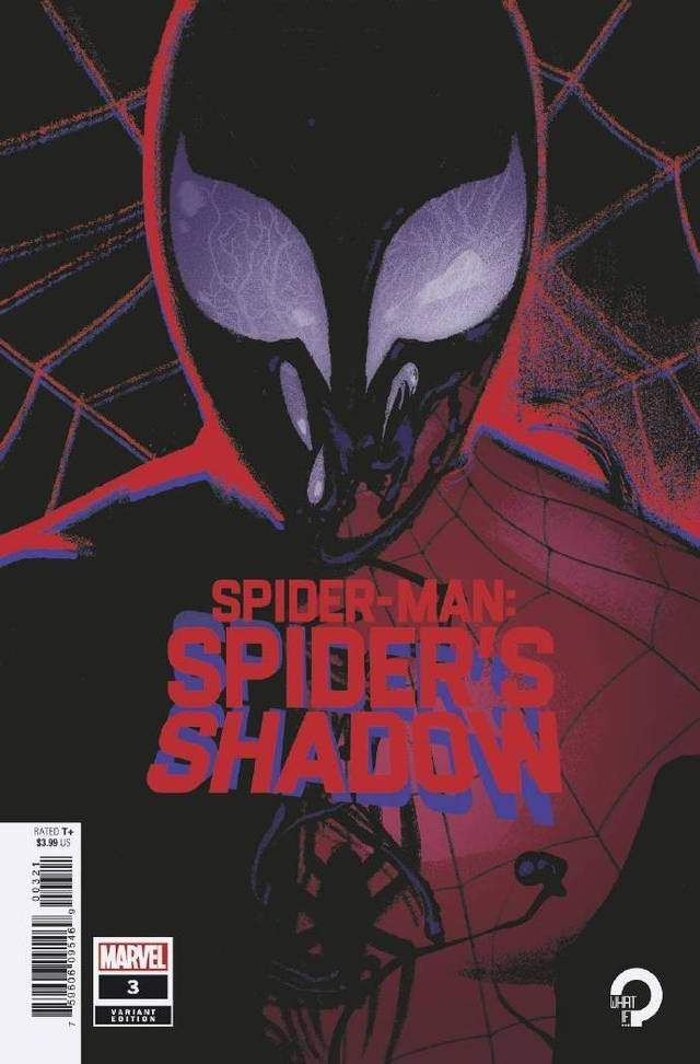 画师绘制「蜘蛛侠:蜘蛛的阴影」第3期变体封面图公开