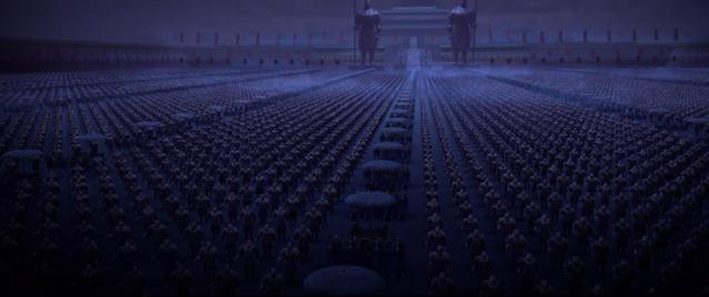 国产动画电影「俑之城」先导预告公开