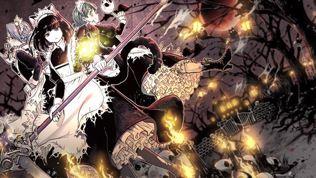 「怪物女仆的华丽工作」第三卷发售宣传PV公开