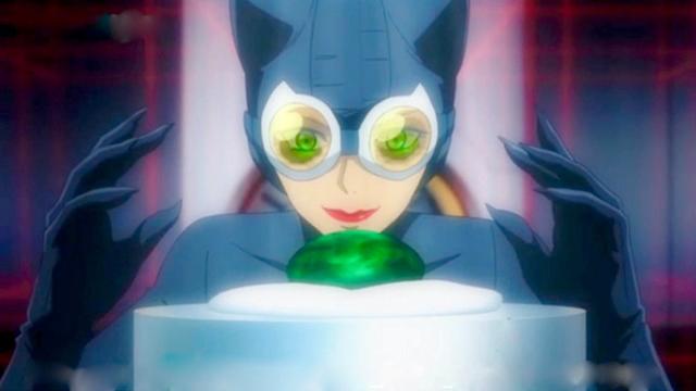 DC新动画电影「Catwoman:Haunted」信息公开