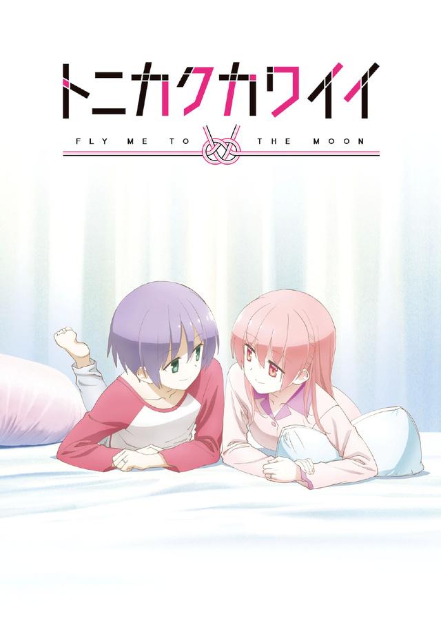 OVA「总之就是非常可爱~SNS~」主视觉图公开
