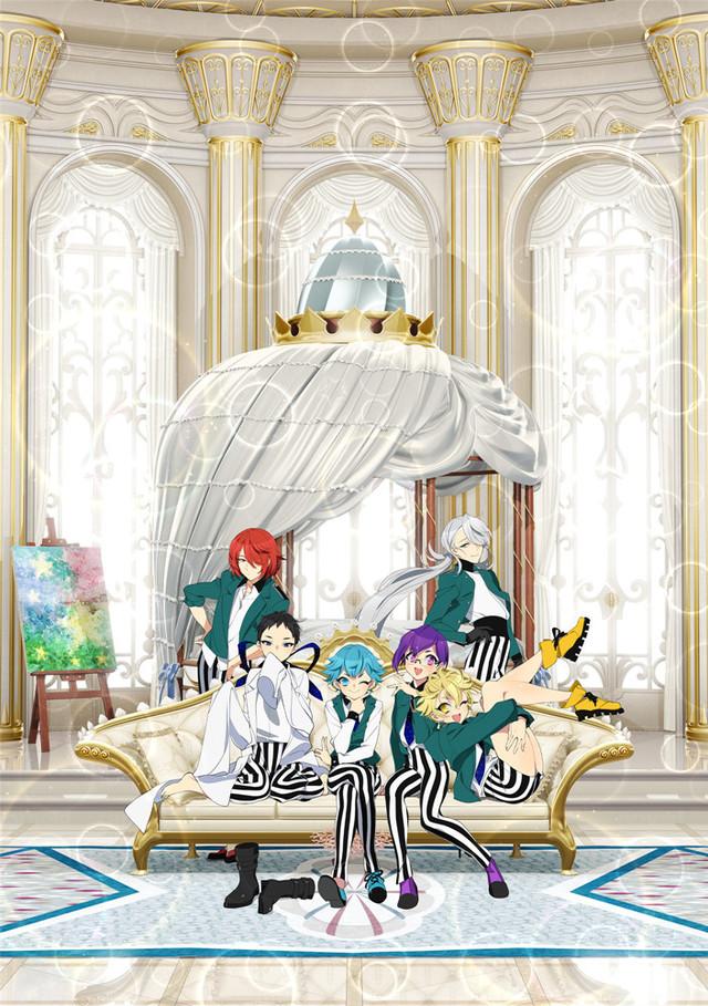 动画「美少年侦探团」第3弹视觉图公开