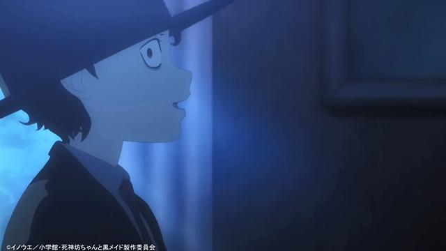 「死神少爷与黑女仆」第十话插曲「ふくろうと仔猫」动画MV公开
